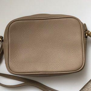 Gently Used GiGi NY Madison Crossbody Bag in Stone